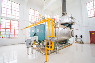 fully automatic 4t natural gas fired boiler singapore steam