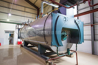 heavy oil fired thermal fluid boiler for hotel