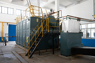 slaughtering and processing gas fire tube boiler dealer