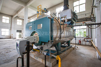 oil gas fired boiler manufacturer
