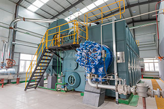 water tube boiler - saacke
