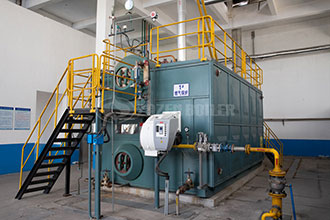 commercial 6t natural gas boiler azerbaijan