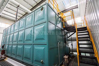 2t gas or oil fired boiler agent jordan
