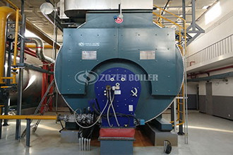 fire tube boiler experimenal setup dealer price in india