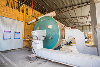 1t natural gas steam boiler agent indonesia