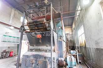 commercial for sale 1t natural gas fired boiler