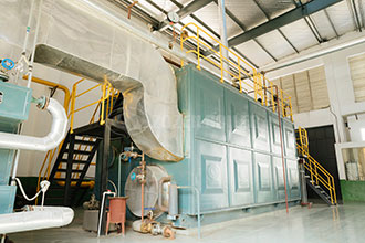 high efficiency steam boiler for textile industry