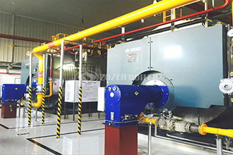 4t natural gas fired boiler price turkey