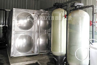1t/h palm oil waste air boiler | light oil fired boiler price