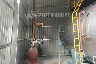 2t coal steam boiler fully automatic cyprus