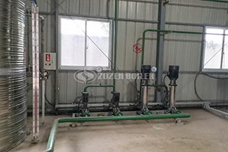 industrial vertical steam boilers supplier