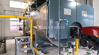 gas fired boiler cost in thiruvananthapuram