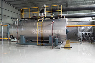 industrial dealer 6t natural gas fired boiler cyprus